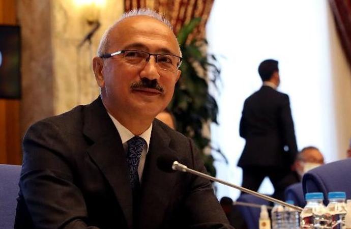 Bakan Elvan: TÜSİAD heyetiyle verimli bir toplantı oldu