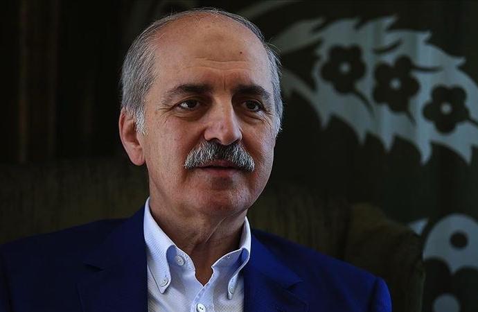 """Kurtulmuş: """"Türkiye, bunun altında kalmayacaktır"""""""