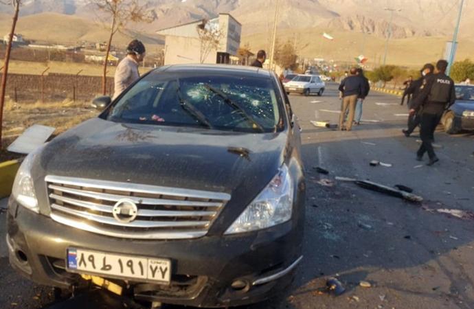 İran 5 nükleer fizikçisini suikastlara kurban verdi