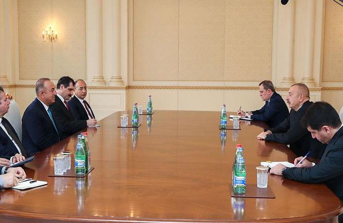 Aliyev: Savaşın devam etmesinden ve can kayıplarından Paşinyan sorumlu