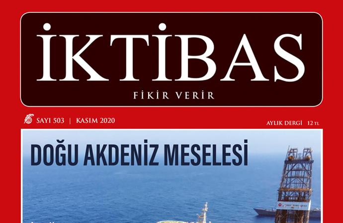 İktibas Dergisi Kasım sayısı çıktı