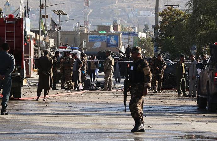 Kabil Üniversitesine kanlı saldırı: 19 kişi hayatını kaybetti