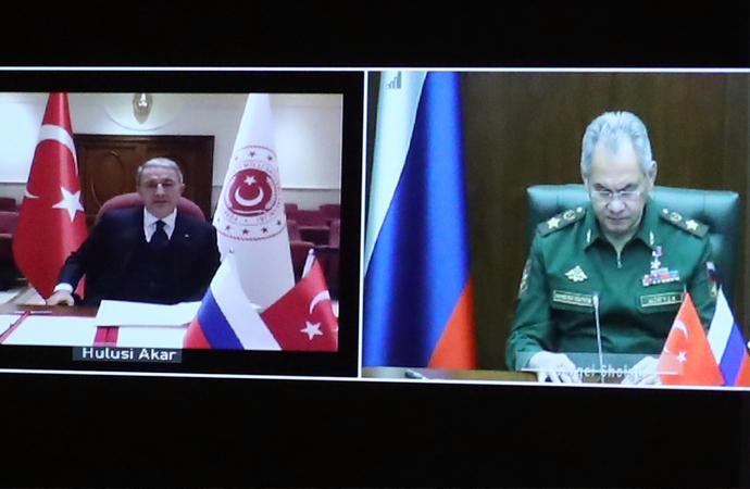 Karabağ'da Rus-Türk merkezinin oluşturulmasına ilişkin muhtıra imzalandıMilli