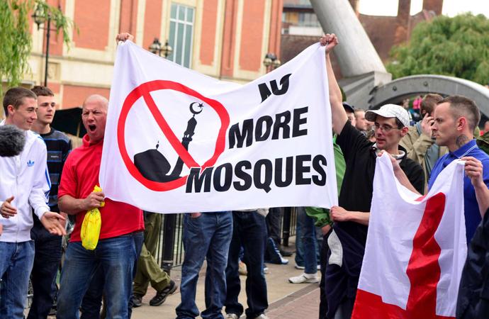 Erdoğan: Avrupalı Müslümanlar, sistematik olarak ayrımcılığa uğramakta