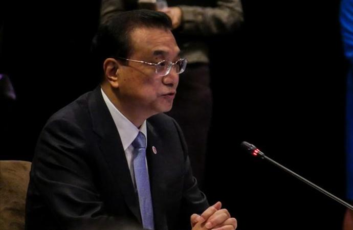 Çin Başbakanı: ASEAN, Çin'in en büyük ticaret ortağı haline geldi