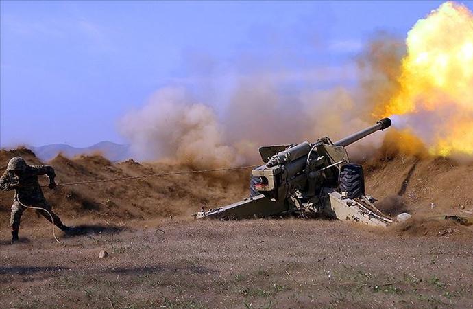 Azerbaycan ordusu 16 köyü daha Ermenistan işgalinden kurtardı