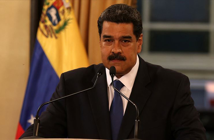 Maduro'dan Biden'a 'diyaloğa hazırız' mesajı