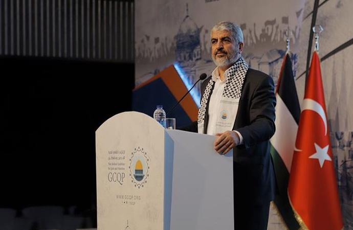 Meşal: Bugün asil Türkiye halkı ve cesur yöneticileri eski konumu ve rolünü geri kazanıyor