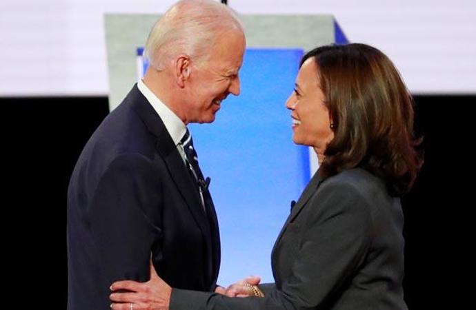 Joe Biden'ın yardımcısı Kamala Harris kimdir?