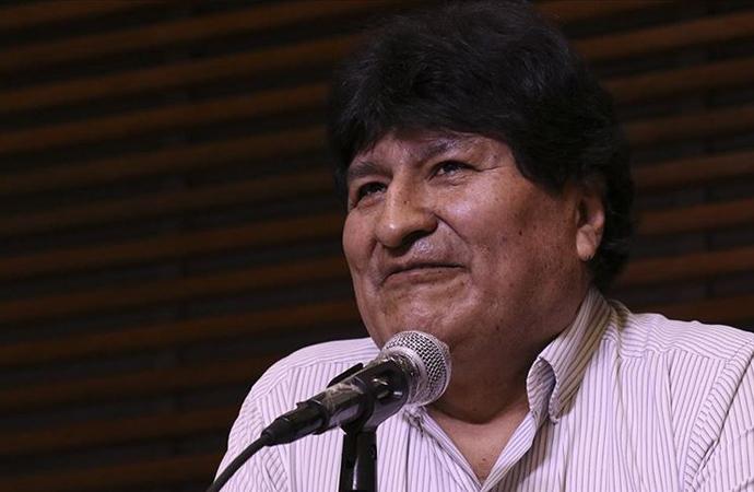 Morales bir yıl aradan sonra ülkesine dönüyor
