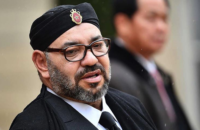 Fas Kralı Muhammed: Dünyada 163 ülke Polisario'yu resmen tanımıyor