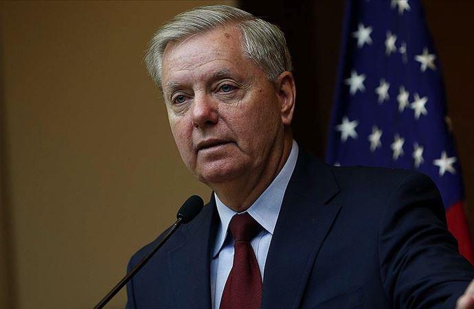 Senatör Graham, Trump'ı 2024'te yeniden aday olmaya çağırdı