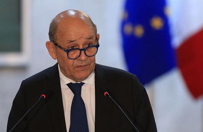 Fransız Bakan Mısır'da konuştu: 'İslam'a saygı duyuyoruz'
