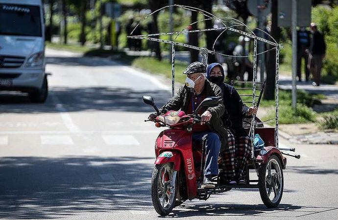 Bursa'da 65 yaş ve üzeri vatandaşlara sokağa çıkma yasağı