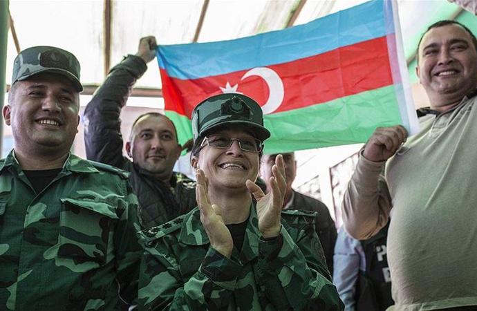 Aliyev: Kritik öneme sahip Şuşa kenti işgalden kurtarıldı