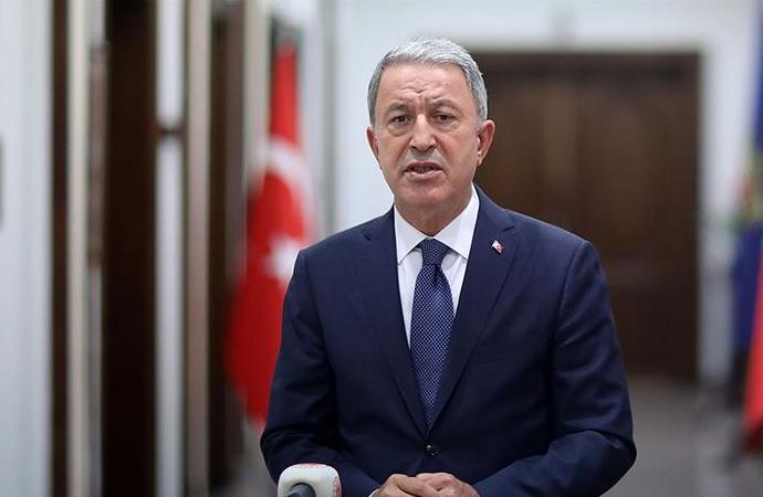 Hulusi Akar: 'Her zaman ilham kaynağımız Atatürk'tür'