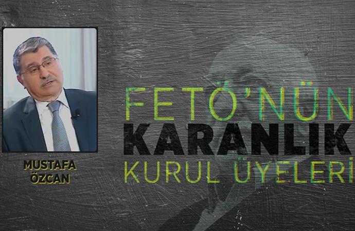 Gülen'in örgüt üzerindeki gölgesi Mustafa Özcan