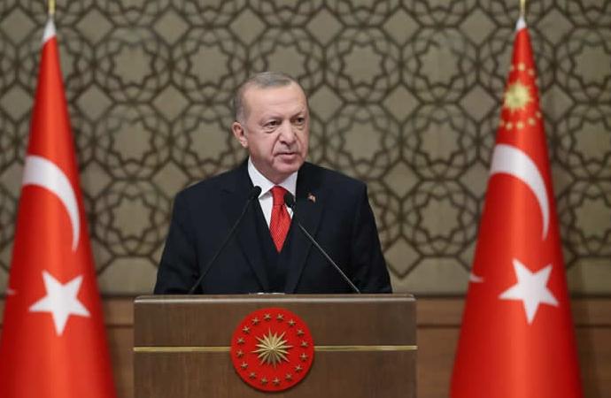 Erdoğan: 'Zihniyetimizi, kurumlarımızı ve kurallarımızı yeni dönemin şartlarına göre düzenlemeliyiz'
