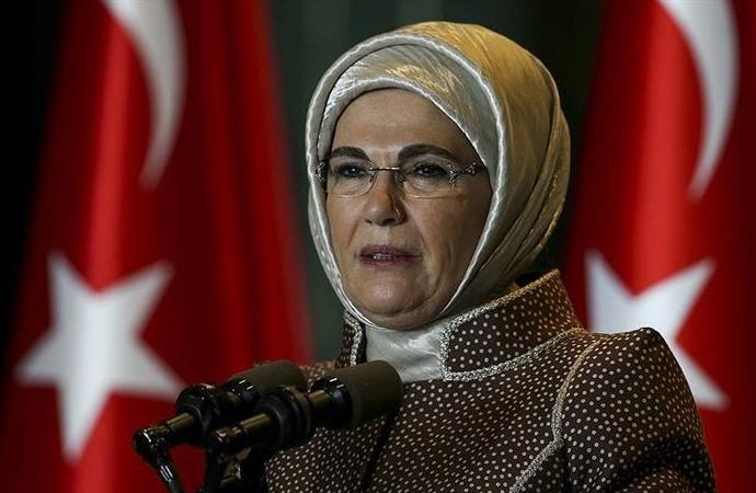 Emine Erdoğan'dan 10 Kasım paylaşımı