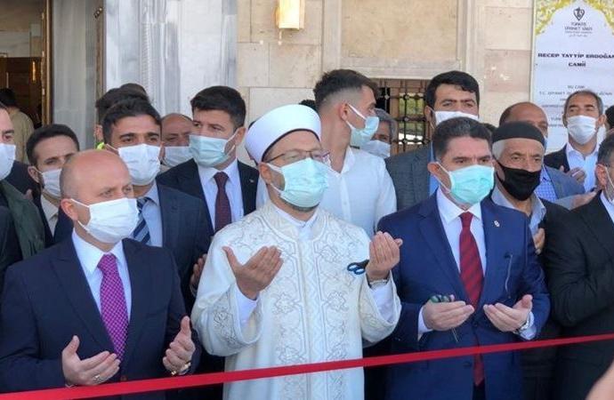 Ateizm Derneği'nden Diyanet İşleri Başkanı Ali Erbaş hakkında suç duyurusu