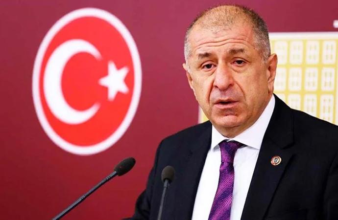 Özdağ: 'Oturup HDP ile anayasa hazırlamışlar'