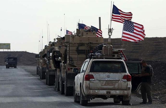 Amerikan ordusundan Suriye'deki üslerine takviye