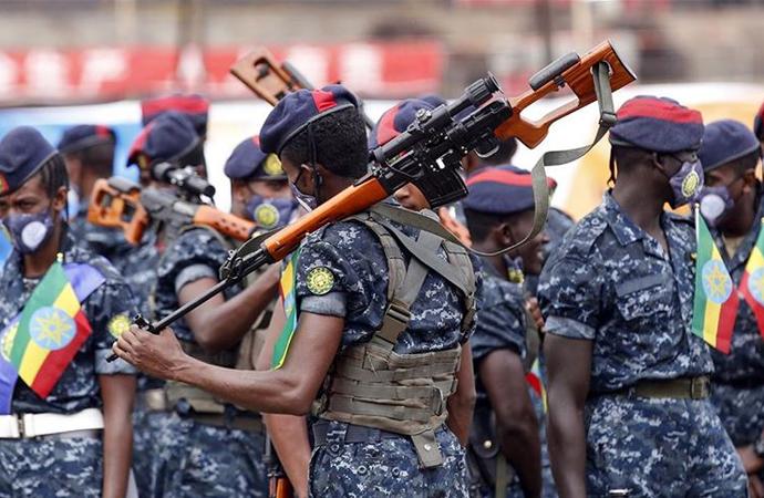 Etiyopya ordusu Humera Havaalanını ele geçirdi, Afrika Birliği diyalog çağrısı yaptı