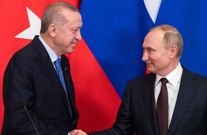 Erdoğan – Putin telefon görüşmesi