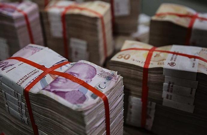 Milyonerlerin mevduatı 2 trilyon liraya dayandı