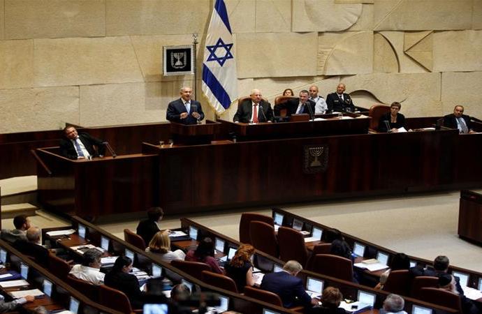 İsrail meclisi Bahreyn anlaşmasını kabul etti