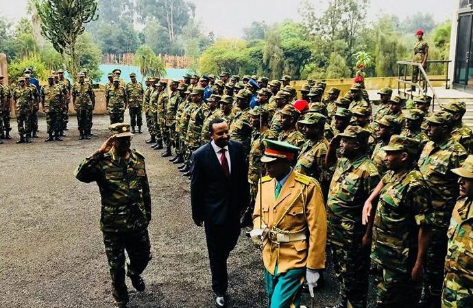 Etiyopya ordusuna, yerel eyalet yönetimini devirme emri