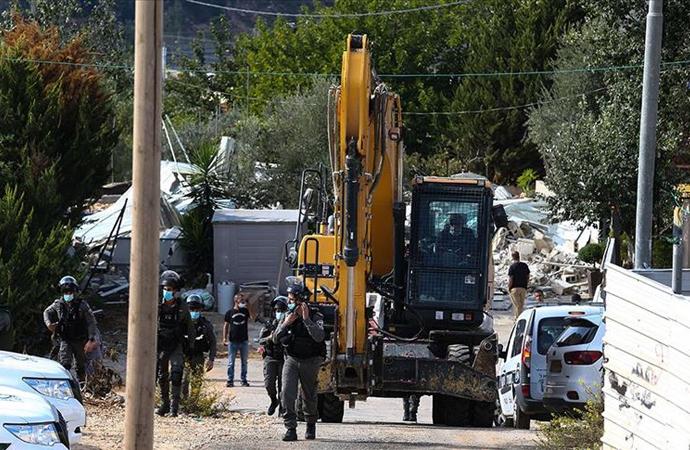 AB'den İsrail'e çağrı: Filistinlilerin binalarını yıkmayı durdurun