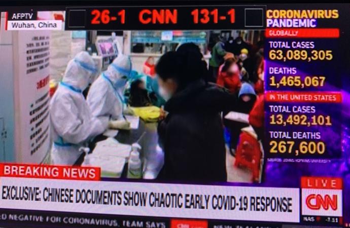 Çin'in 'salgın bizden başlamadı' iddiasının ardından 'gizli' belgeler yayınlandı!
