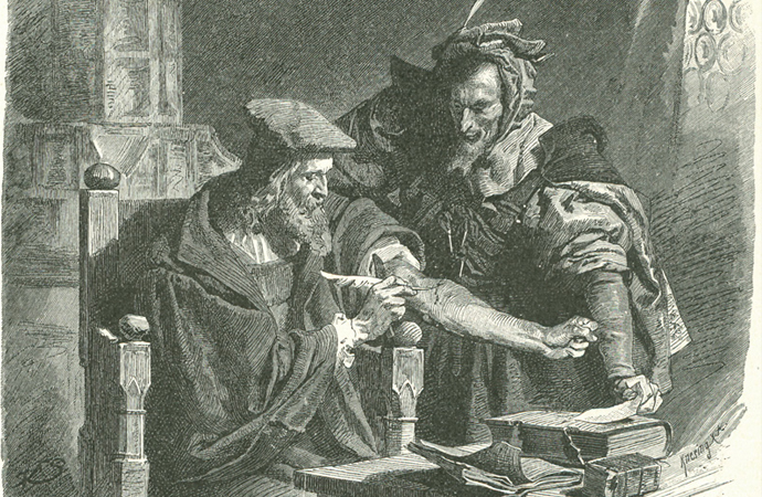 Mephistopheles ile Aranızdaki Farklar Üzerine Bir Yazı