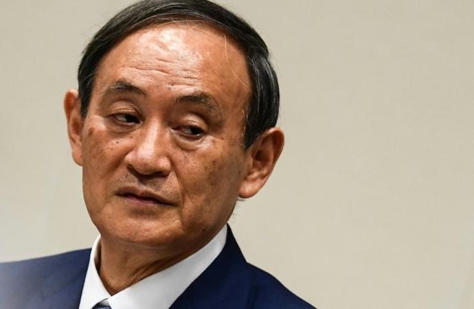 Japonya Başbakan Suga'nın kamuoyu desteği yüzde 50'lere indi