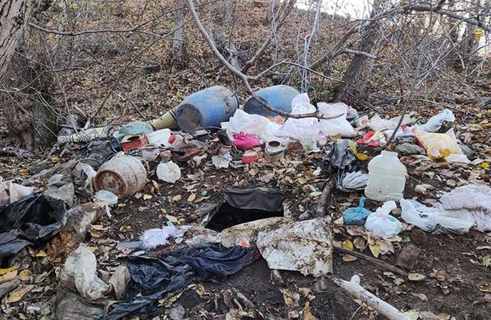 Bingöl'de terör örgütüne ait depo/sığınaklarda 135 kilogram toz esrar ele geçirildi