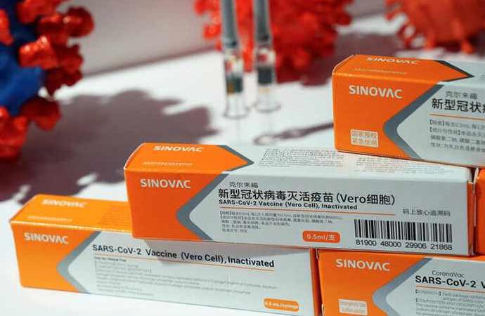 Çin'in Sinovac aşısını hangi ülkeler sipariş etti?
