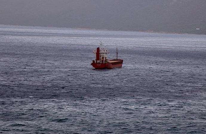 Libya'ya giden Türk gemisine Hafter güçleri el koydu