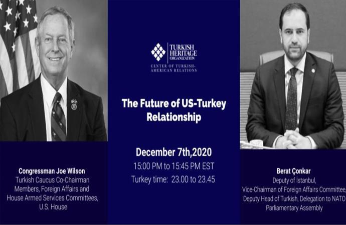 'ABD'nin terör örgütüne destek vermesi, Türkiye'ye zarar veriyor'