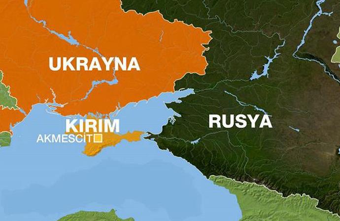 BM'de 'Rusya tüm askerlerini Kırım'dan çekmeli' kararı alındı