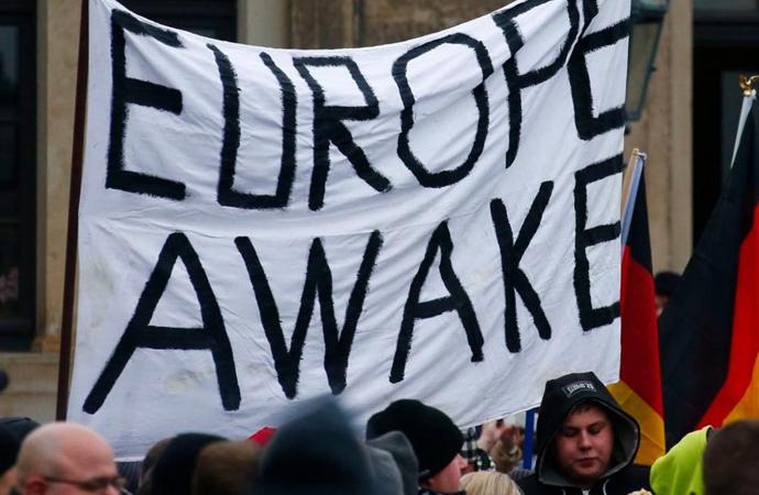 'İslam düşmanlığı üzerinden yeni bir Avrupa dizayn ediliyor'