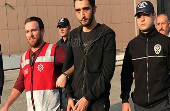 Savcının oğlu Sertaç Göçmen'e bir hapis cezası daha