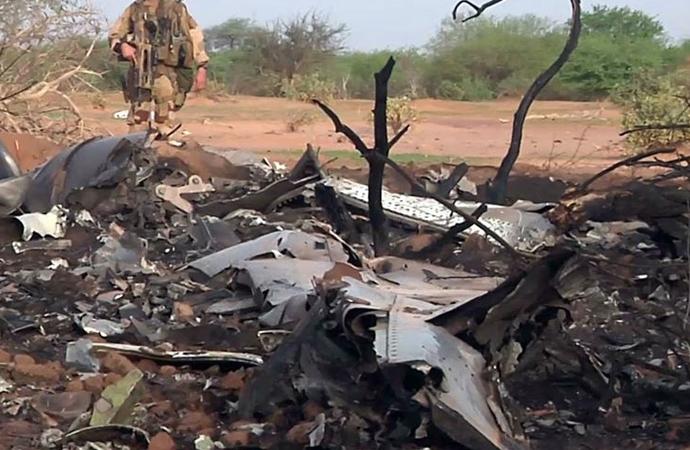 Fransa'daki helikopter kazasında iki Cumhuriyet muhafızı öldü