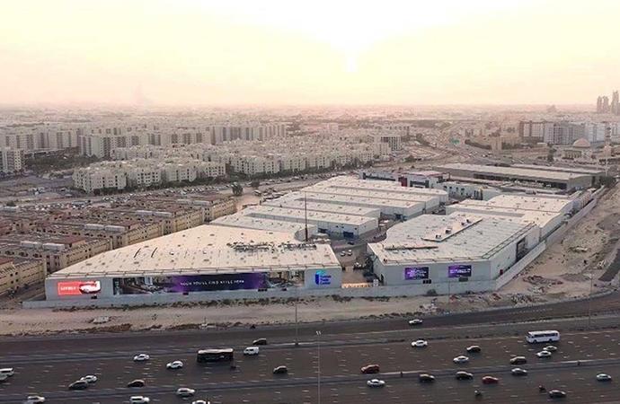 BAE'de Türkiye Ticaret Merkezi açıldı