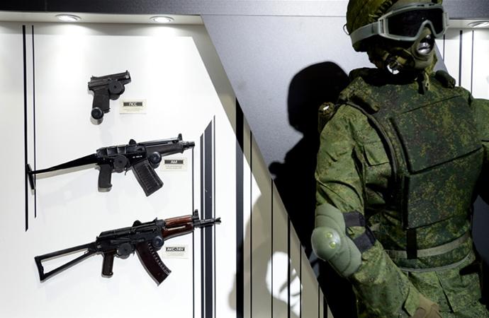 Korona süreci Rusya'da silah satışlarını 'devasa' artırdı