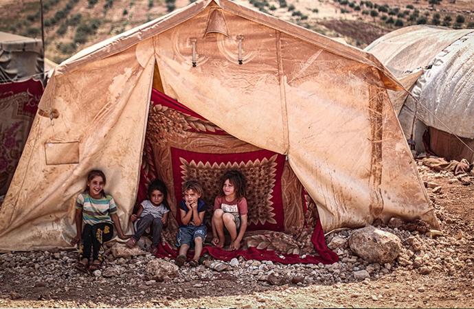Dünya genelinde zorla yerinden edilenlerin sayısı 80 milyonu aştı