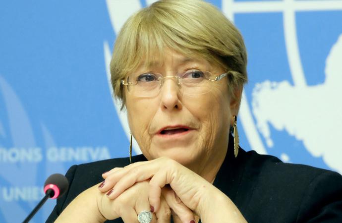 BM, Uygurların karşılaştığı 'insan hakları ihlalinden' endişeli