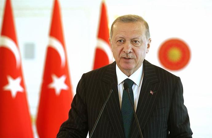 Erdoğan, Yahudilerin Hanuka bayramını tebrik etti
