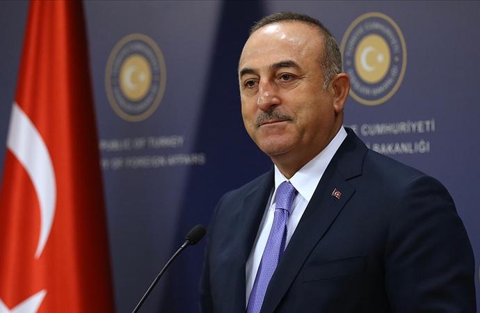 Türkiye'den Fas'a 'Filistin' mesajı