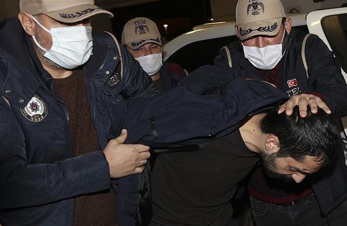 Yurt dışına kaçarken yakalanan DHKP-C'li avukat tutuklandı